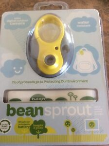 NEW-Argus-Bean-Sprout-Mini-Digital-Clip-Camera-Outdoor-Keychain-Water-Resistant