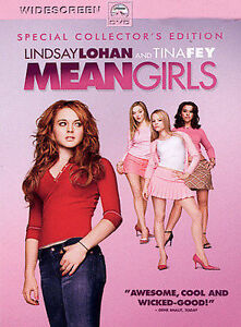 Mean-Girls-DVD-2004-Widescreen-Special-Collectors-Edition-Disc-Only