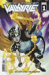 Valkyrie-Jane-Foster-1-Thor-Comic-1st-Print-2019-unread-NM