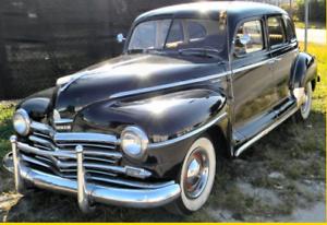 1946 1948 Plymouth 4 Door Sedan Complete Master Weatherstrip Kit Ebay