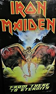 Iron-Maiden-From-There-to-Eternity-NEW-RARE-VHS-1992-PERFORMANCE-90-MINS