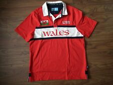 WALES Rugby World Cup 2015 T-shirt Size XL