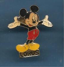 Pin's pin DISNEY MICKEY LORUS (ref L04)