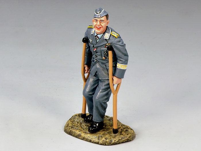 Kung and Land LW030 Leutnant Josef'Sepp'Wurmheller MIB