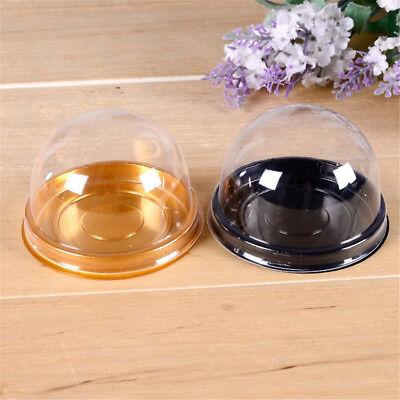 20 ~ 50X plastica Trasparente Scatole per Cupcake Mini ...