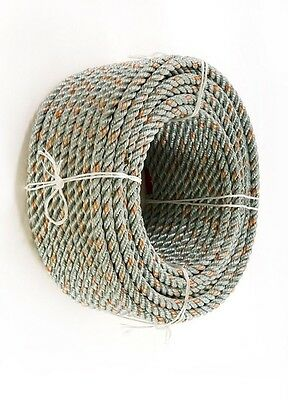 Lead Line Coil Crab Shrimp Trap Pots Sinking Strength Sea
