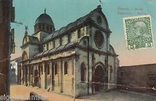 Sibenik AK um 1912 Bazilika Sebenico Basilika Kroatien 1606521