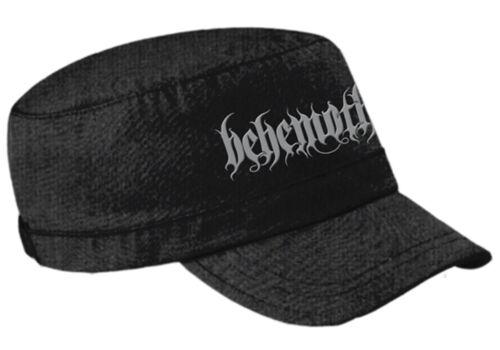 Behemoth /'Logo/' berretto dell/'esercito-Nuovo e Ufficiale!