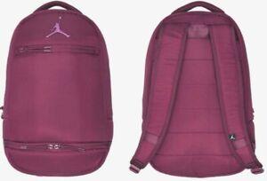 945e6918c86 NEW Nike Air Jordan Jumpman Skyline Flight Shoe Backpack , Bordeaux ...