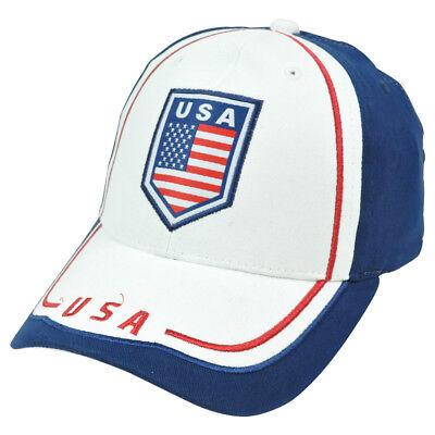 Erfinderisch Rhinox Ciq08 Usa Vereinigte Staaten Amerika Flagge Fußball Mütze Einstellbarer Weitere Ballsportarten Sport