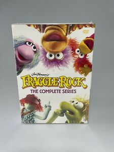 Fraggle Rock The Complete Series Seasons 1-5 (12-Disc DVD Box Set, 2018)