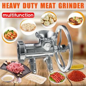 Meat-Grinder-Multi-Mincer-Stuffer-Hand-Manual-Sausage-Filler-Sauce-Maker-Machine