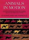Dover Anatomy for Artists: Animals in Motion by Eadweard Muybridge (1957, Paperback)