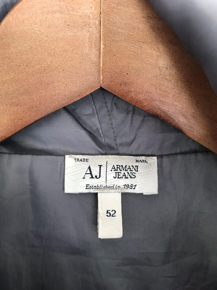 Vindjakke, str. S, Armani Jeans