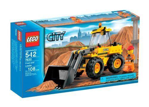 divertiti con uno sconto del 30-50% LEGO città CONSTRUCTION davanti-END LOADER 7630 7630 7630  negozio di sconto
