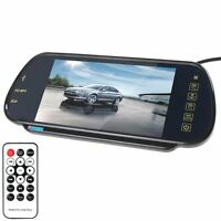 Us - 7 Inch Tft Lcd Hd Bluetooth Mp5 Car Rear View Monitor Support Fm Sd Usb