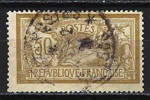 Francia-1900-tipo-Merson-Yvert-n-120-matasellado-1er-eleccion-2