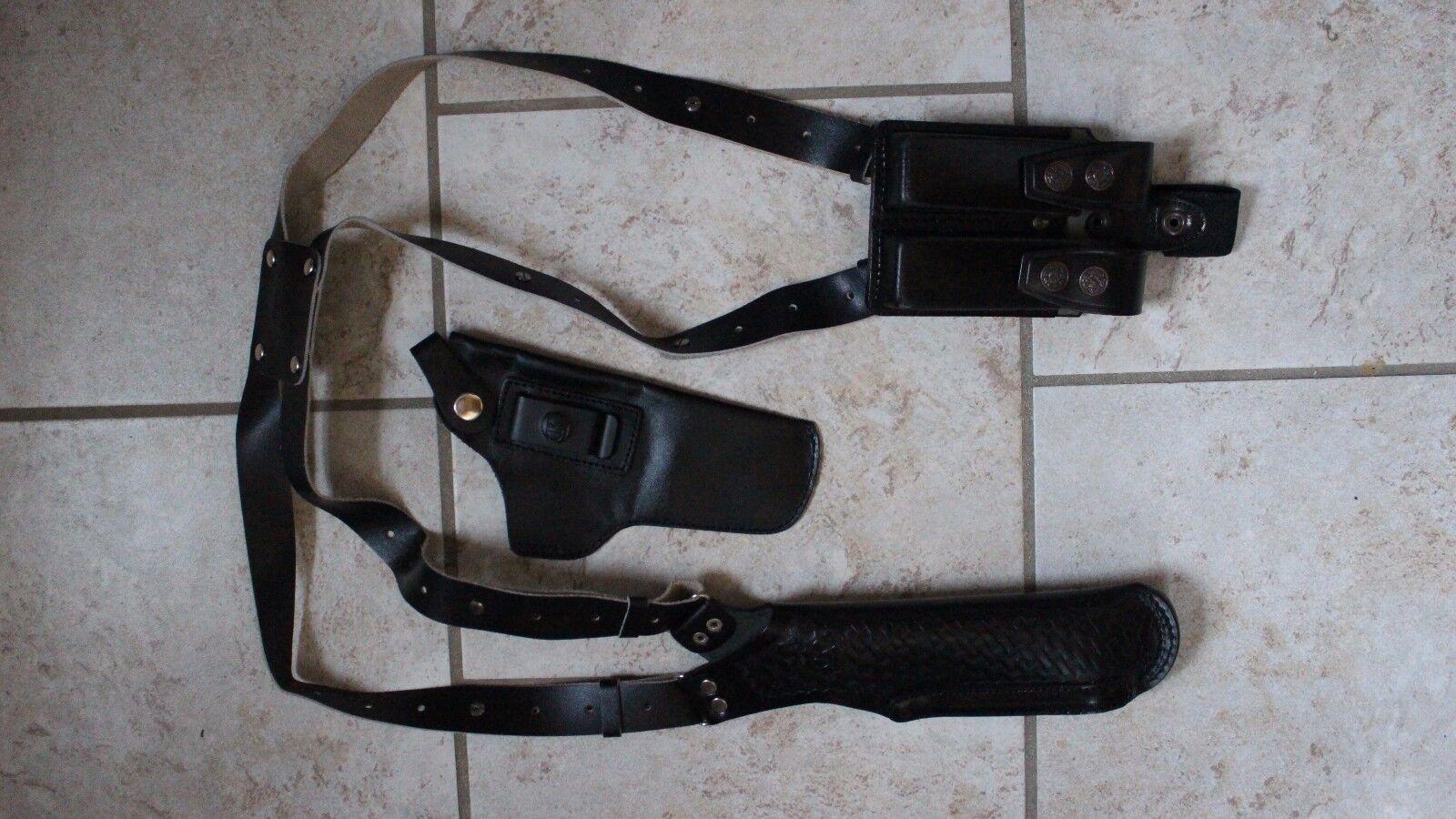 K447151 Beretta Pistolera de hombro con bolsa del mag doble y un regalo del IWB Cartuchera