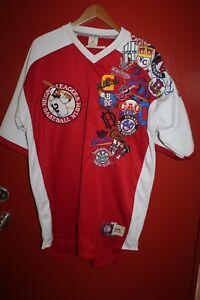 Negro-Baseball-Leagues-Teams-NLBM-Men-s-Headgear-Jersey-Size-XL