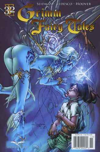 2005 SERIES ZENESCOPE GRIMM FAIRY TALES #32 VERY FINE NEAR MINT 2008