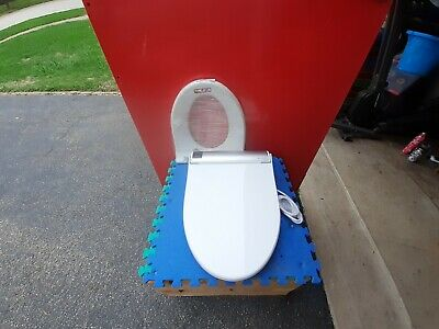 Parts Bio Bidet Bliss Bb2000 Elongated White Smart Toilet With Xtra New Seat 641020982053 Ebay