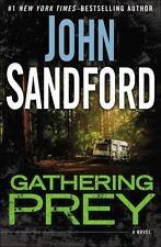 A Prey Novel: Gathering Prey 25 by John Sandford (2015, Hardcover)