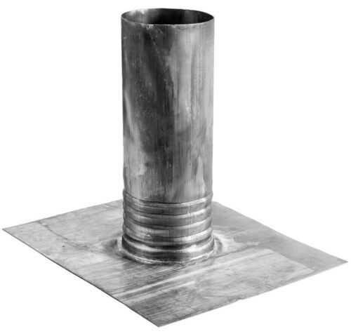 """4/"""" Lead Roof Vent Flashing"""