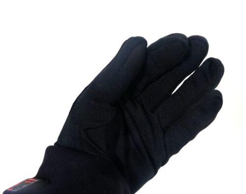 Thermrup Beheizbare Unterziehhandschuhe Touchscreen Akkubetrieb 4 Heizstufen