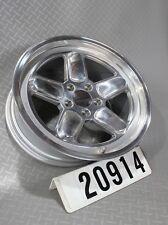 1 Stk. orig. AC Schnitzer BMW Alufelge 8,5Jx18 ET8 E32 E34 E38 5'er 7'er #20914