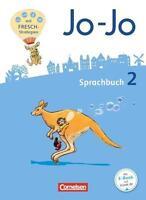 Jo-Jo Sprachbuch - Allgemeine Ausgabe - Neubearbeitung 2016. 2. Schuljahr - Spra