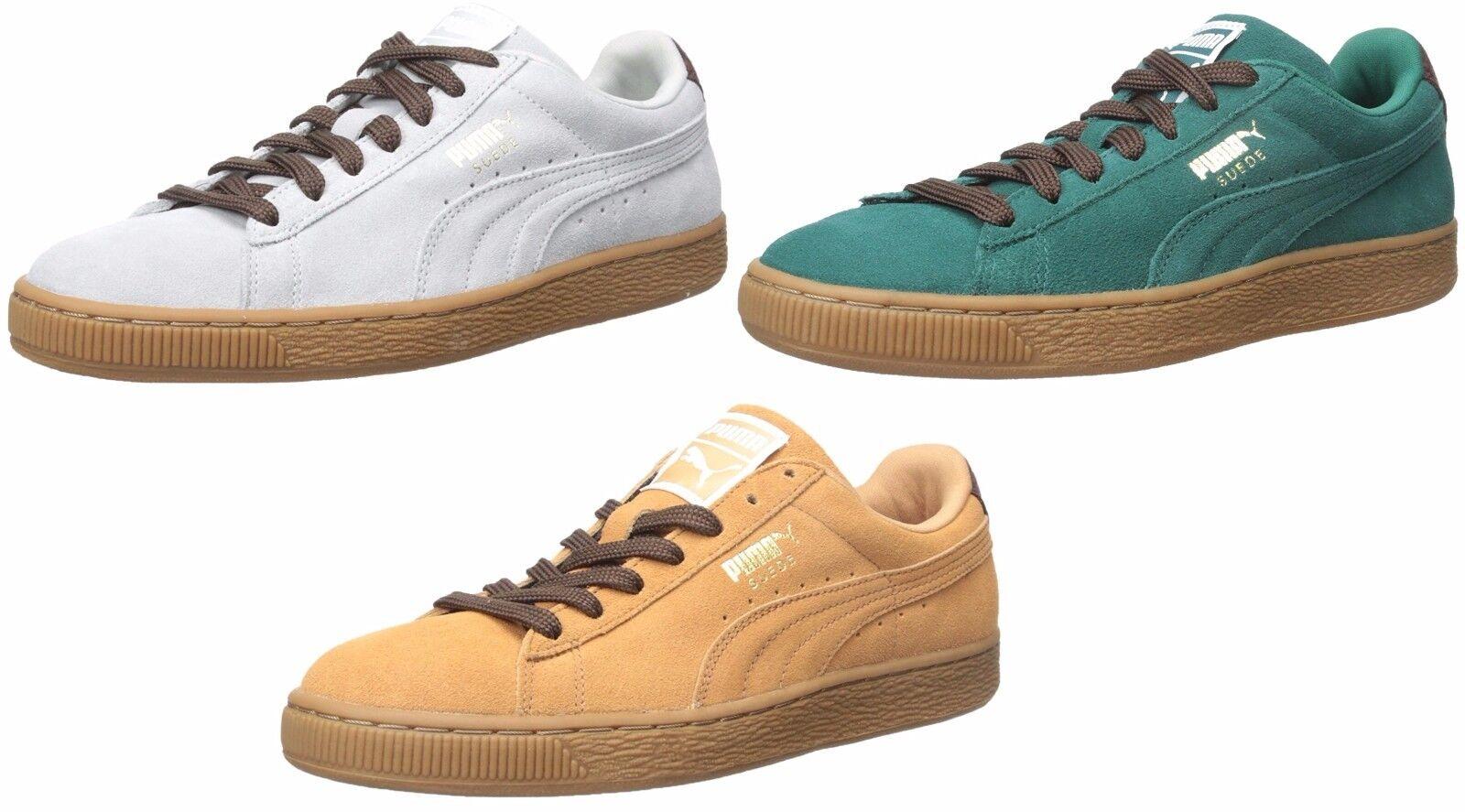 a094543d366779 PUMA Uomo Suede Classic Classic Classic Casual scarpe da ginnastica 51aaa6