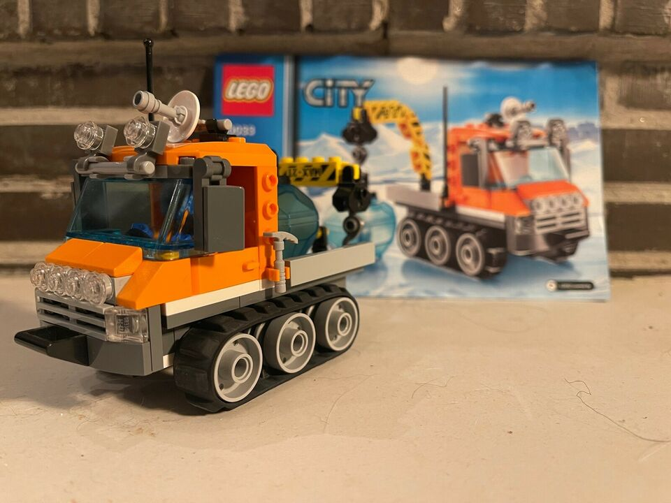 Lego andet, 60033
