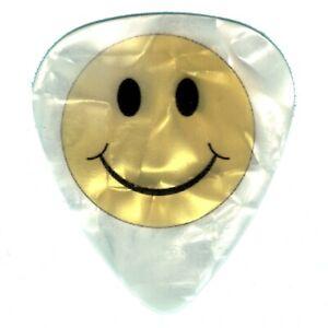 12 Pack Smiley Face Guitar Picks Emoji Happy Cheerful Smile Fun Pick