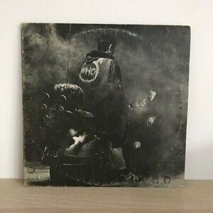 The-Who-Quadrophenia-2x12-034-Vinyl-LP-Album-Rock-Track-Record-Love-Reign-Over-Me