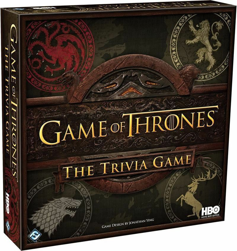 Hbo game of thrones  das quiz - spiel