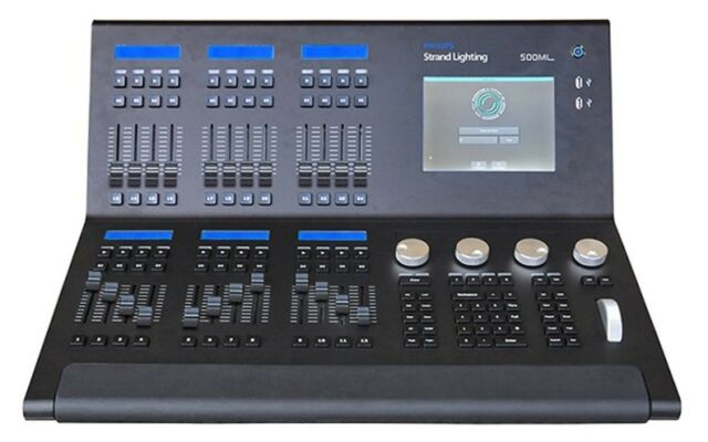 Philips Strand 500ml Lighting Control Console 4 Universe 2048 Channels