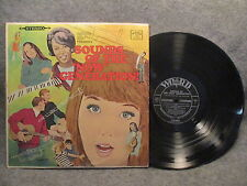 33 RPM LP Record Campus Life Sounds Of The Now Generation Word Records WST 8413