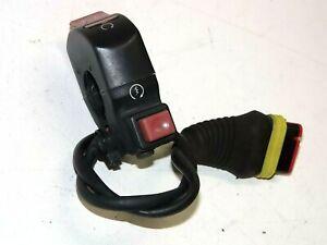 DUCATI-94-04-748-916-996-998-Right-Start-Starter-Control-Switch-RH