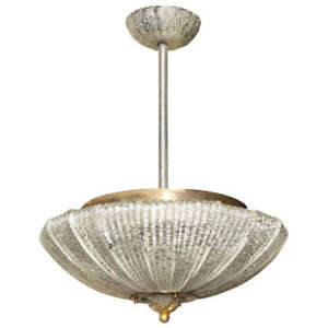 Venini chandelier made in venice 1940 ebay image is loading venini chandelier made in venice 1940 aloadofball Images
