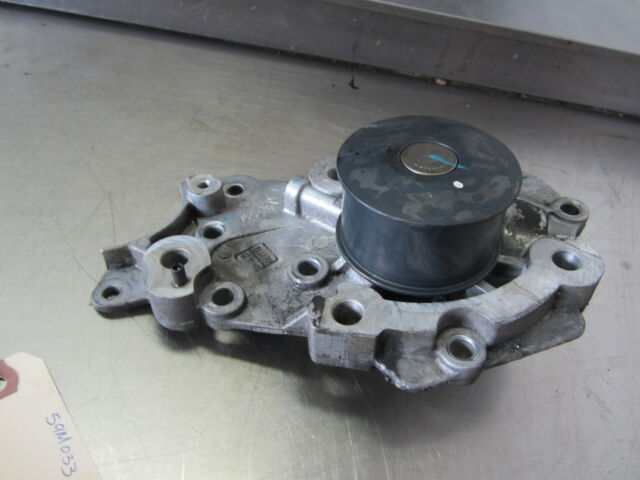 59m033 Engine Coolant Water Pump 2009 Hyundai Santa Fe 2 7