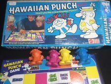 Rare Vintage 1978 Mattel Hawaiian Punch Board Game Pop Culture Complete