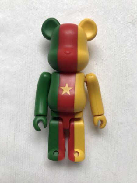 Ambizioso Medicom Toy Be@rbrick Bearbrick 100% Series 25, Flag, Kaws, Incl. Box, 70 Mm