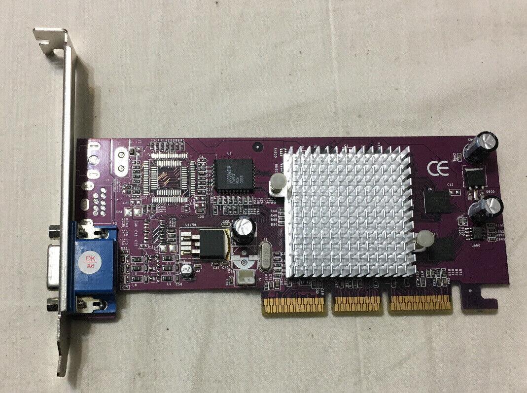 Geforce MX400 64-bit 64MB Graphics Card