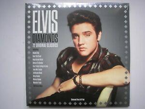 ELVIS-PRESLEY-Diamonds-UK-4-x-LP-2019-new-mint-sealed-coloured-vinyl-72-tracks