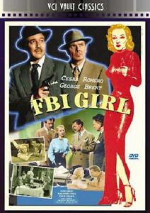 Fbi-Nina-DVD-1949-Cesar-Romero-George-Brent-Audrey-Totter-Raymond-Burr