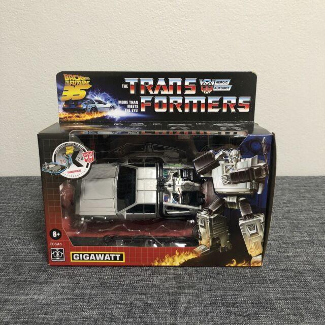 Transformers Back To The Future 35 Gigawatt NIB