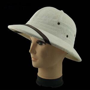6590ff1d5f8da safari hat Summer Sun Toyo Pith Safari Jungle Hat Helmet With ...