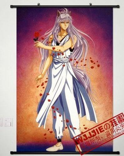 Anime Yu Yu Hakusho Home Decor Poster Wall Scroll 60x90cm  333