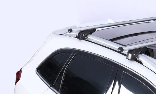 Galerie Lion 2 pour Land Rover Freelander 2 5tür à Partir De 07 Coffre de toit ba320l carbonL