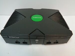 Details about Video Game Console - ORIGINAL XBOX - For Parts - System Only
